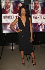 MONIQUE COLEMAN at Broken Star Premiere in Hollywood 07/18/2018