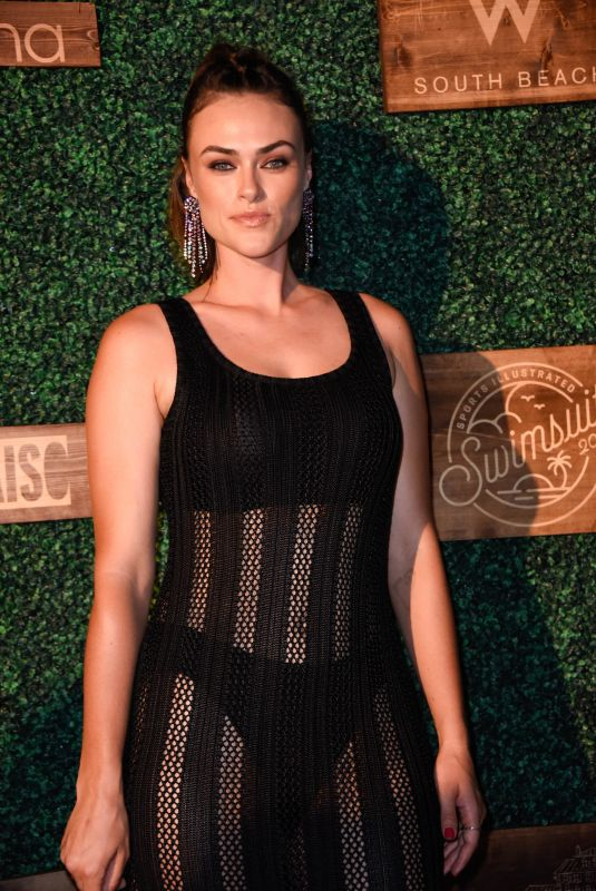 MYLA DALBESIO at Sports Illustrated Swimsuit Show at Miami Swim Week 07/15/2018