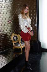 NABILLA BENATTIA at Jean-Paul Gaultier Show at Paris Fashion Week 07/04/2018