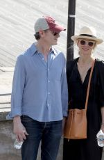 NAOMI WATTS and Billy Crudup Out in Paris 07/04/2018