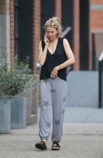 NAOMI WATTS Out and About in New York 07/23/2018