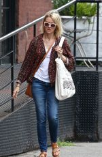 NAOMI WATTS Out and About in New York 07/25/2018