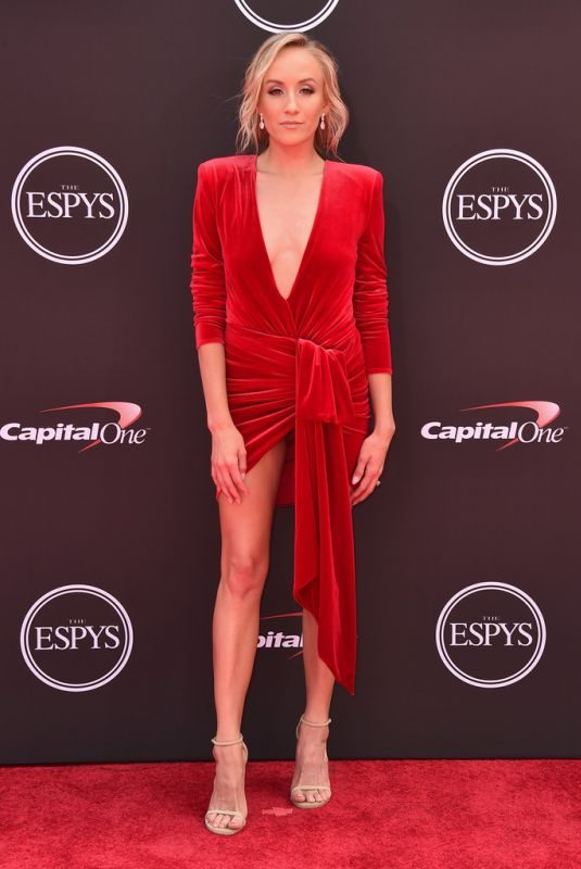 NASTIA LIUKIN at 2018 Espy Awards in Los Angeles 07/18/2018