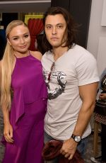 NATALIE ALYN LIND at Pizza Hut Lounge at Comic-con in San Diego 07/21/2018