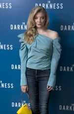 NATALIE DORMER at In Darkness Screening in London 07/03/2018