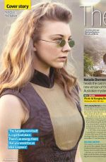 NATALIE DORMER in TV&Satellite Week Magazine, July 2018