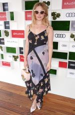 NELL HUDSON at Audi Polo Challenge at Coworth Park Polo Club 07/01/2018