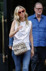 NICKY HILTON Leaves Her Hotel in Paris 07/03/2018