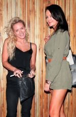 NICKY WHELAN at Nice Guy in Los Angeles 07/17/2018