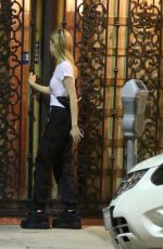 NICOLA PELTZ Out and About in Beverly Hills 07/12/2018