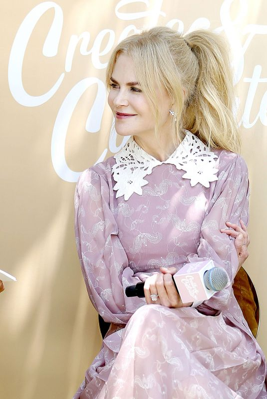 NICOLE KIDMAN for Neutrogena, July 2018