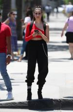 NICOLETTE GRAY Out Shopping in Beverly Hills 07/03/2018