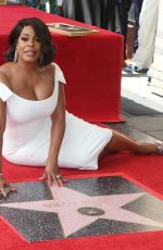 NIECY NIESH Honored with a Star on the Hollywood Walk of Fame 07/11/2018