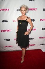 NIKKI CASTER at Outfest Film Festival Opening Night Gala in Los Angeles 07/12/2018