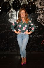NIKKI SANDERSON at Il Sarto Mens Wear Clothing Launch in Manchester 07/19/2018