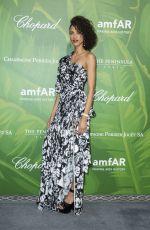 NOEMIE LENOIR at Amfar Paris Dinner at Paris Fashion Week 07/05/2018