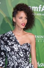 NOEMIE LENOIR at Amfar Paris Dinner at Paris Fashion Week 07/05/2018