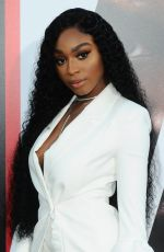 NORMANI KORDEI at The Equalizer 2 Premiere in Los Angeles 07/17/2018