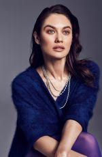 OLGA KURYLENKO for Vanity Fair Magazine, July 2018 Issue