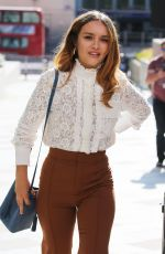 OLIVIA COOKE at ITV Studios in London 07/17/2018