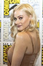 OLIVIA DUDLEY at The Magicians Panel at Comic-con in San Diego 07/22/2018