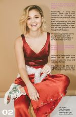 OLIVIA HILT for Popular TV Magazine, July 2018 Issue