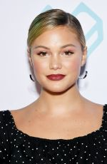 OLIVIA HOLT at Fandom Party at Comic-con in San Diego 07/19/2018