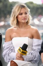 OLIVIA HOLT at #imdboat Comic-con in San Diego 07/20/2018
