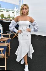 OLIVIA HOLT at Variety Studios at Comic-con 2018 in San Diego 07/20/2018