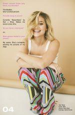 OLIVIA HOLT in Popular TV Magazine, July 2018