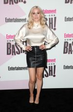 OLIVIA TAYLOR DUDLEY at Entertainment Weekly Party at Comic-con in San Diego 07/21/2018