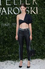 OPHELIE GUILLERMAND at Atelier Swarovski Cocktail Party in Paris 07/02/2018