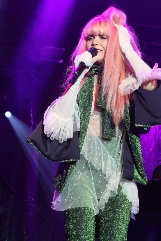 PALOMA FAITH Performs at Standon Calling in Hertfordshire 07/28/2018