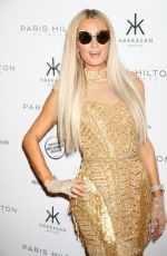 PARIS HILTON Launc Her Skincare Line at Hakkasan Nightclub in Las Vegas 07/28/2018