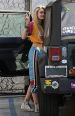 PARIS JACKSON at Nine Zero One in West Hollywood 07/10/2018