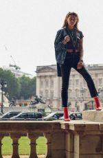 PARIS JACKSON for Rag & Bone 2018