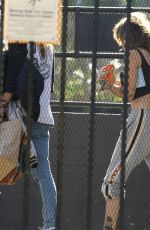 PARIS JACKSON Out and About in Los Angeles 06/29/2018