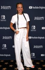 PARISA FITZ-HENLEY at Variety Studio at Comic-con in San Diego 07/21/2018