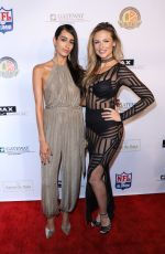 PARVEEN BRAR at Game on Gala Celebrating Excellence in Sports in Los Angeles 07/17/2018