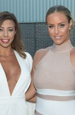 PASCAL CRAYMER and DANIELLE MASON at Ferraghini Automotive Auction in Maidstone 06/30/2018