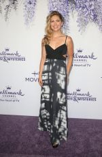 PASCALE HUTTON at Hallmark Channel Summer TCA Party in Beverly Hills 07/27/2018