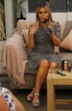 PATSY KENSIT Shared Her Experience of Turning 50 in Liverpool 07/05/2018