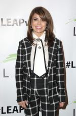 PAULA ABDUL Speaks to High School and College Students at Leap Foundation at Ucla in Los Angeles 07/27/2018