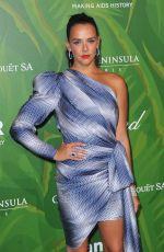 PAULINE DUCRUET at Amfar Paris Dinner at Paris Fashion Week 07/05/2018