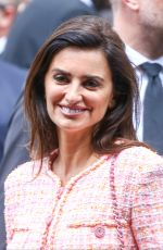 PENELOPE CRUZ at Chanel Show at Haute Couture Fashion Week in Paris 07/03/2018