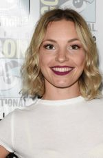 PERDITA WEEKS at Charmed Photocall at Comic-con International in San Diego 07/19/2018