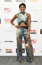 PERRI SHAKES0DRAYTON at Spice Girls Exhibition VIP Launch in London 07/27/2018