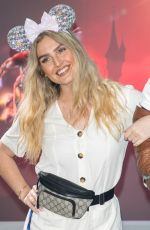 PERRIE EDWARDS at Marvel Summer of Super Heroes Opening Ceremony at Disneyland Paris 07/09/2018
