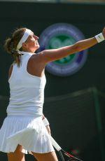 PETRA KVITOVA at Wimbledon Tennis Championships in London 07/03/2018
