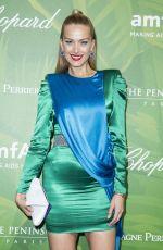 PETRA NEMCOVA at Amfar Paris Dinner at Paris Fashion Week 07/05/2018